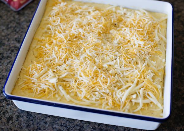baked cheese grit recipe