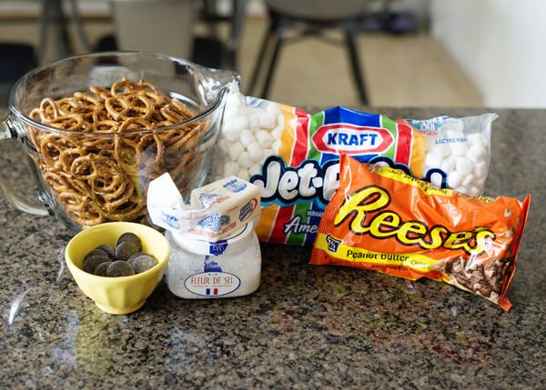 marshmallow pretzel bar recipe