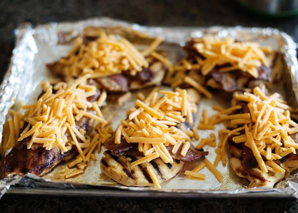 cheddar bacon chicken sandwiches recipe