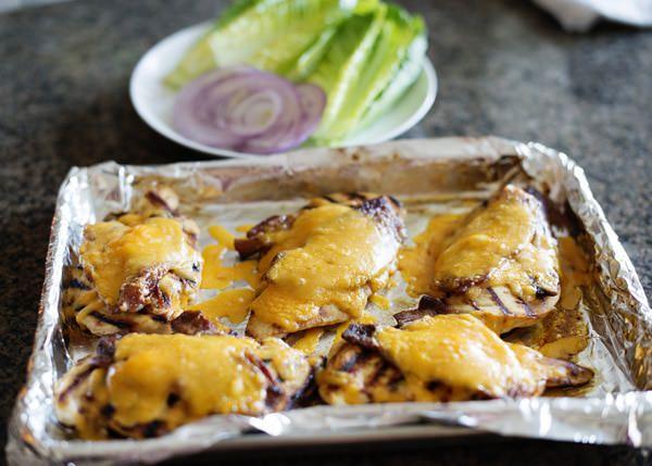 chicken cheddar bacon sandwiches recipe