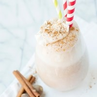 eggnog smoothie recipe