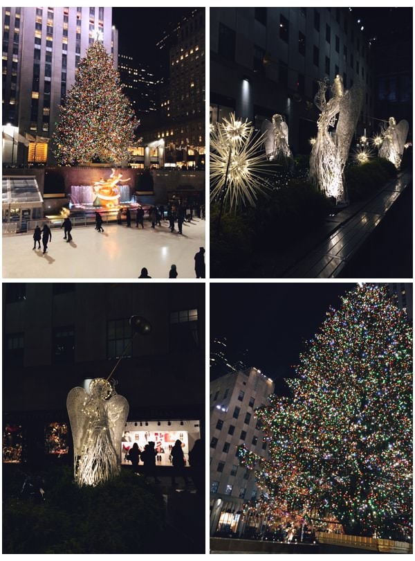 NYC at Christmastime