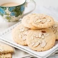 almond cafe cookie recipe