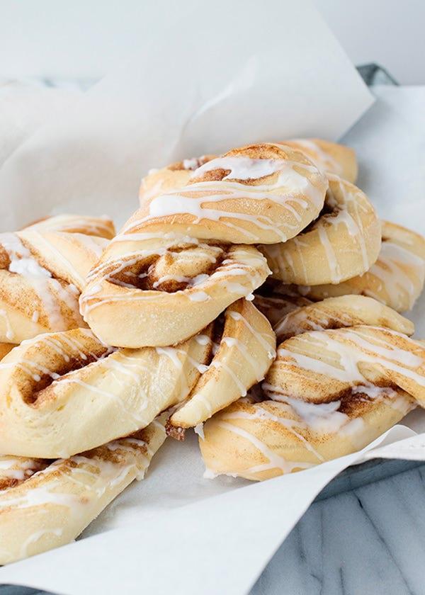cinnamon twist recipe