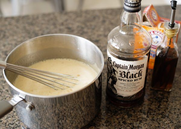 eggnog syrup recipe