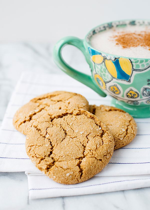 Recipe for the best ginger cookies ever