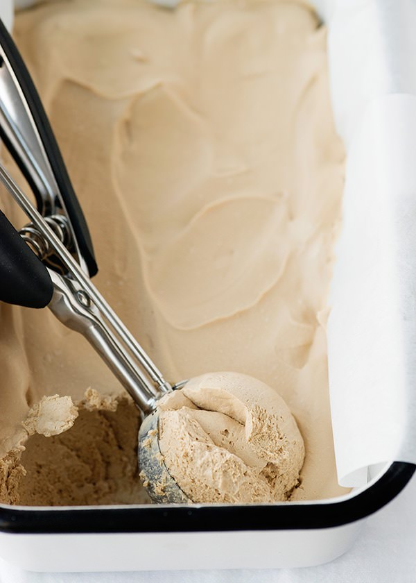 no ice cream maker coffee ice cream recipe
