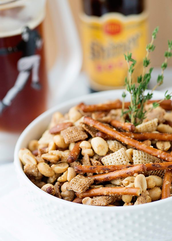 Recipe: Toffee Nut Snack Mix