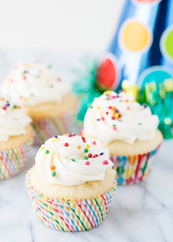 best vanilla cupcake recipe