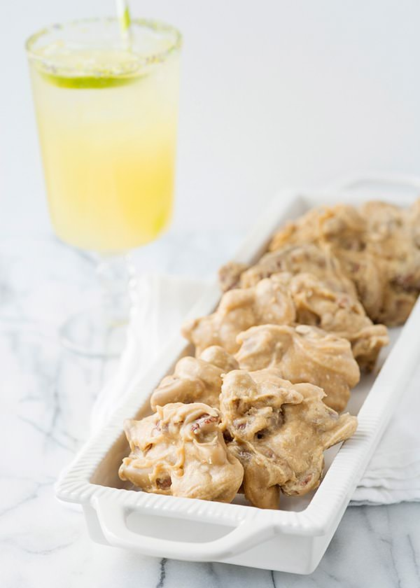 Recipe for Mardi Gras week: pecan pralines!