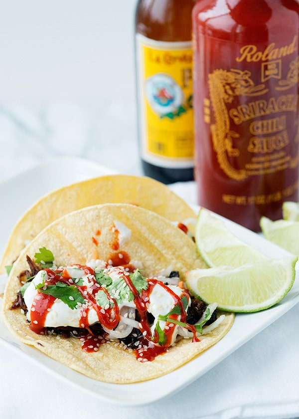 slow cooker korean beef taco recipes