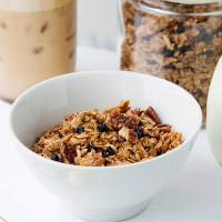 Blueberry Pecan Granola