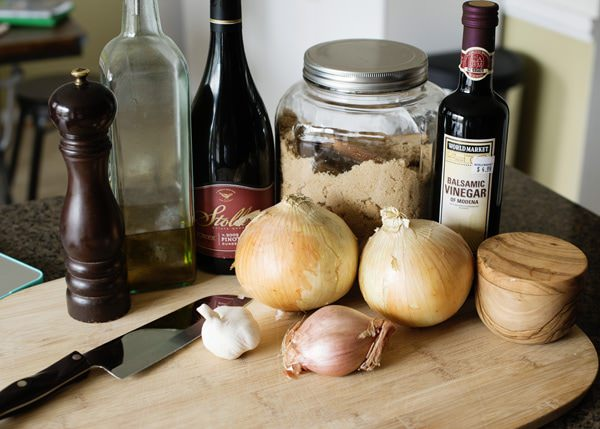 Caramelized Onion and Garlic Jam recipe