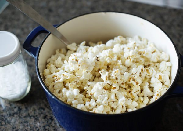 honey butter popcorn recipe