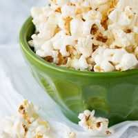 perfect stovetop popcorn recipe