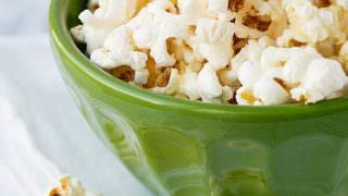 perfect stovetop popcorn recipe