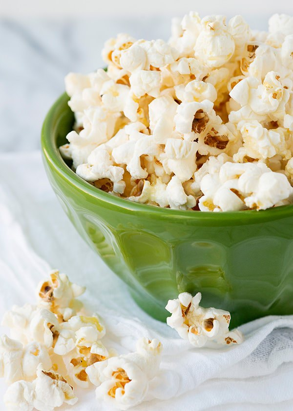 Forget about microwave popcorn: Here's how to make perfect stovetop popcorn