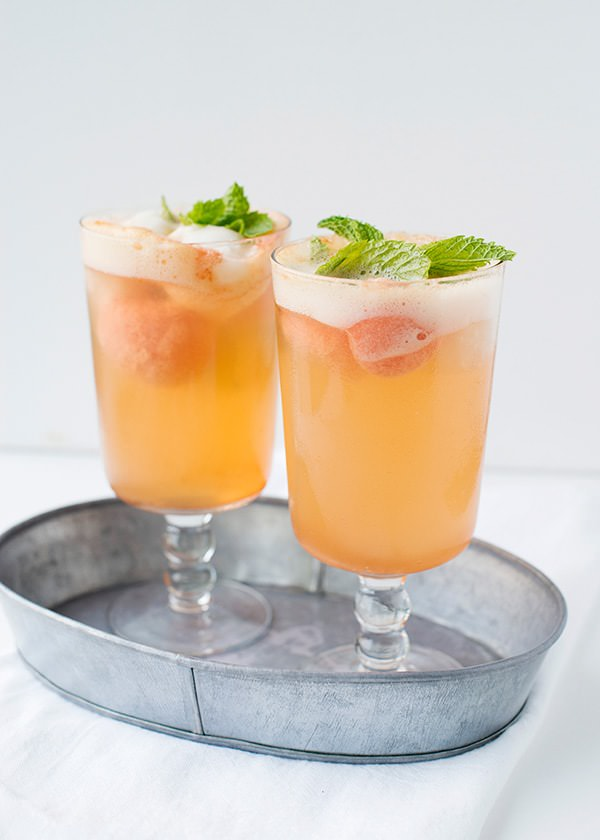 Sorbet And Champagne Cocktail Recipes — Dishmaps