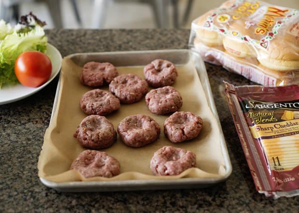 cheeseburger slider recipes