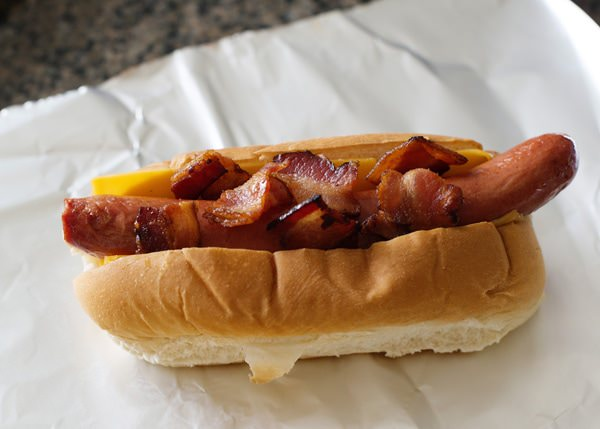 texas tommy dog recipe