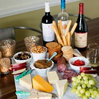 The Perfect Cheese Plate and Caramel Apple Butter