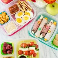 sandwich free lunch box ideas