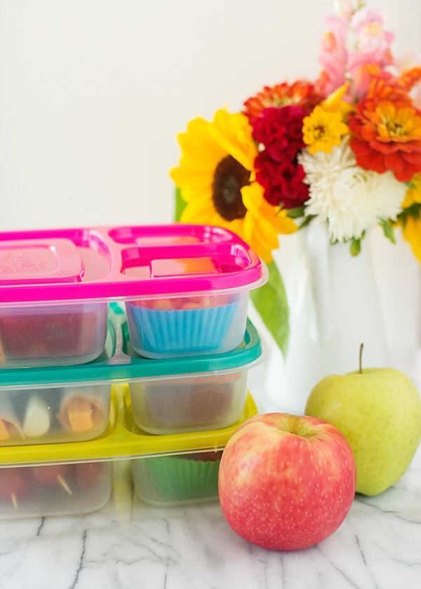 sandwich-free lunchbox ideas
