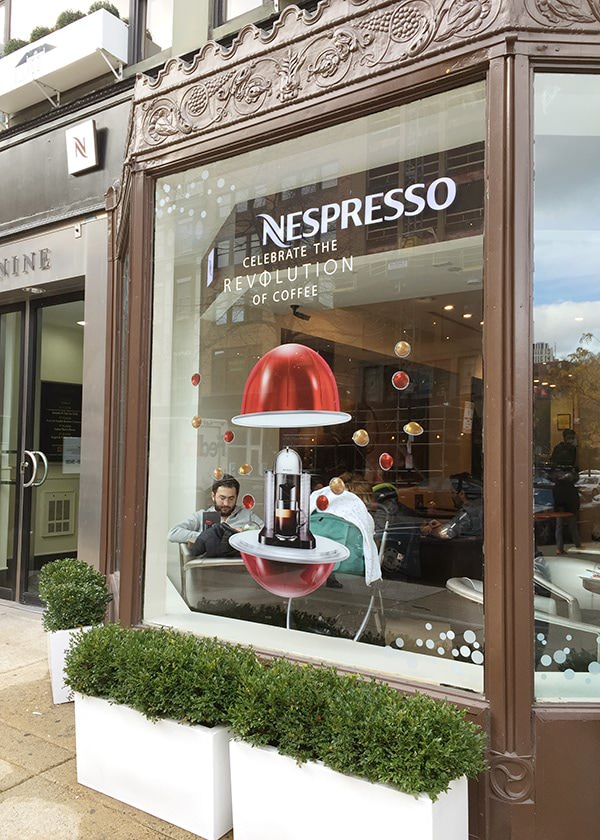 nespresso newbury street boston