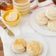 easy buttermilk biscuit recipe