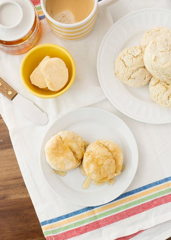 easy buttermilk biscuit recipe