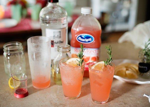 rosemary greyhound cocktail recipe