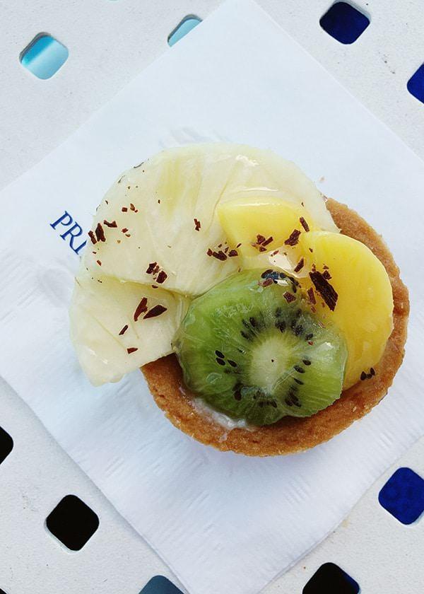 cat cora tropical fruit tart recipe