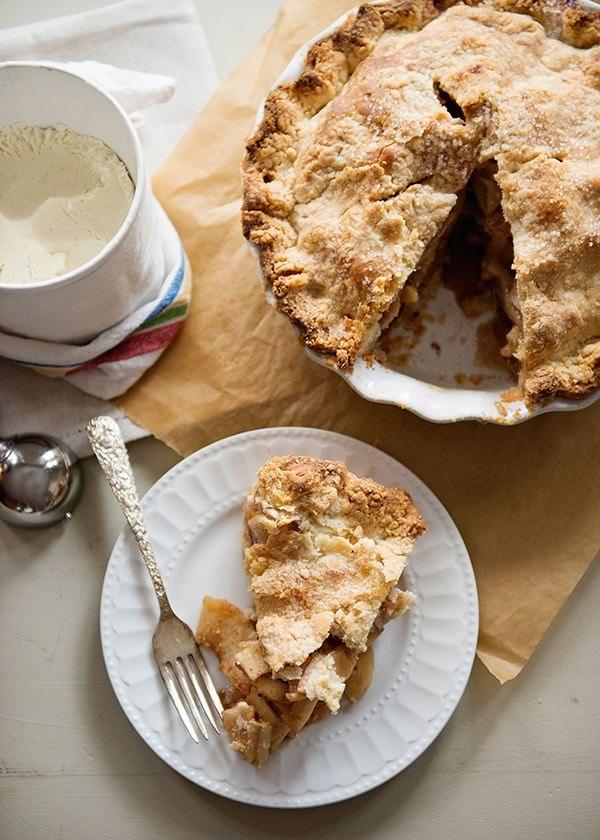 king arthur flour the best apple pie recipe