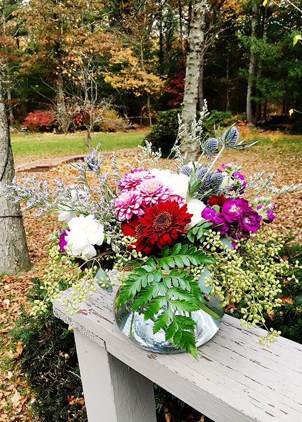 grocery store flower arrangements