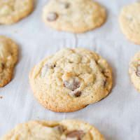 William's Milk Chocolate Chip Cookies