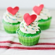grinch who stole christmas cupcakes