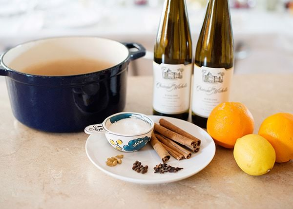 german mulled white wine recipe