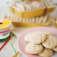 Spiced Snickerdoodles