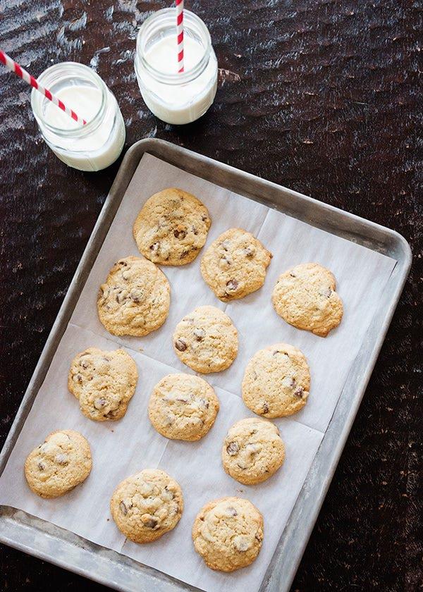 milk chocolate chip cookies recipe