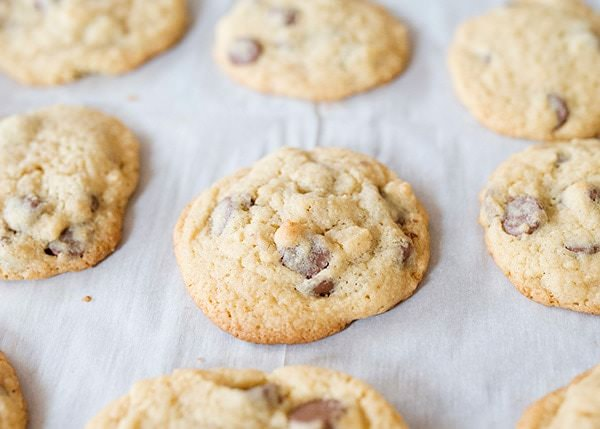 milk chocolate chip cookies recipe