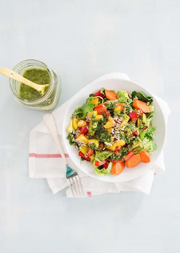 Basil Mint Dressing