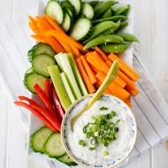 Yogurt Ranch Dip