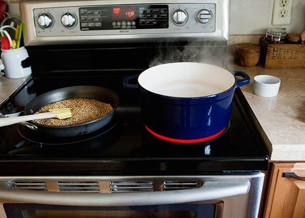 steel cut oats 5 ways