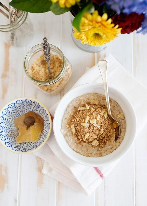 Sugar & Spice Steel Cut Oats