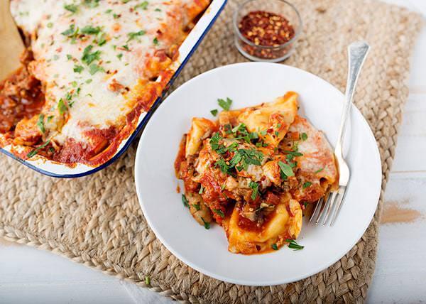 ravioli lasagna recipe