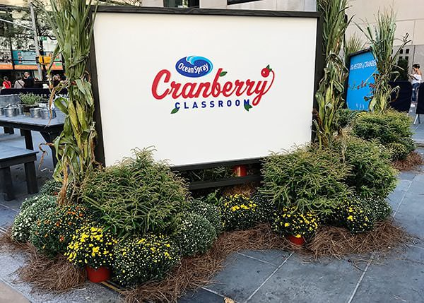 Ocean Spray Cranberry Classroom