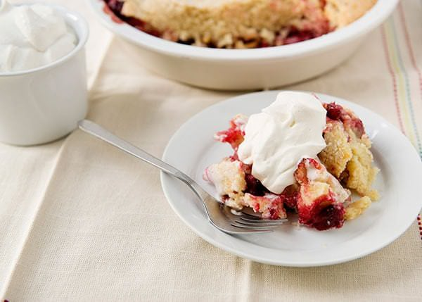 Cranberry Walnut Pie and the Ocean Spray Cranberry Classroom - Baked ...