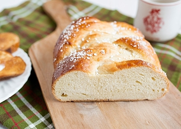 Braided Cardamom Bread