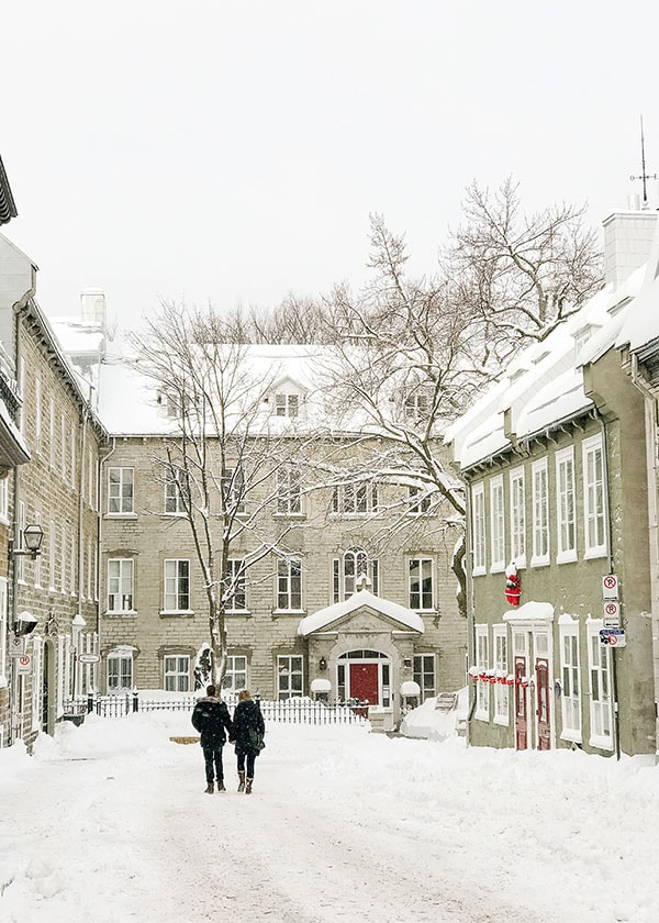 Kid-Friendly Travel: Old Quebec City, Canada