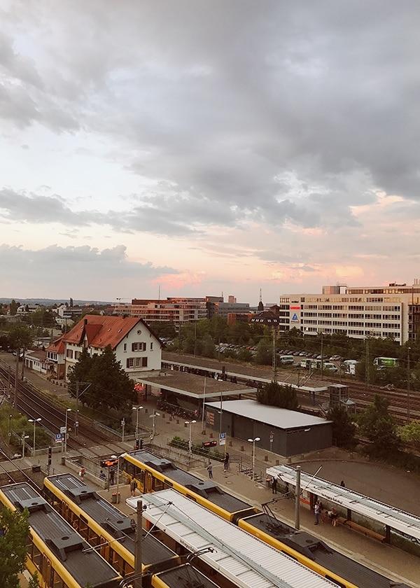 moving to Stuttgart Germany